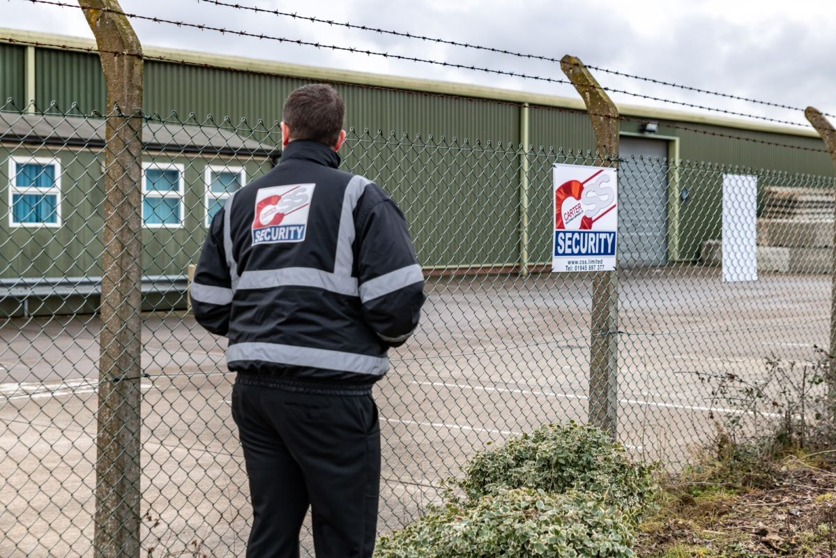 On-site Guarding Services